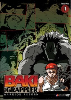 Боец Бакы [ТВ-1], Baki the Grappler, Grappler Baki (2001), Grappler Baki TV
