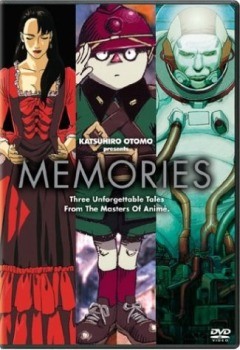 Воспоминания о будущем, Memories, Katsuhiro Otomo Presents: Memories, メモリーズ, Magnetic Rose, 彼女の想いで, Stink Bomb, 最臭兵器, Cannon Fodder