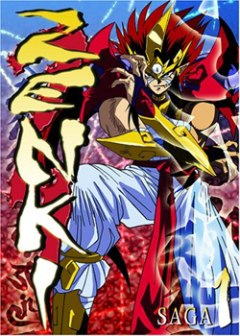 Kishin Doji Zenki, Принц-демон Дзэнки [ТВ], Demon Prince Zenki, Kishin Douji Zenki, The Demon Prince, Legend of Zenki, 鬼神童子ZENKI