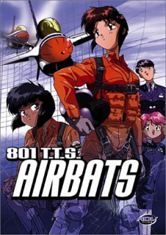 Blue Sky Girl Squadron, Aozora Shoujotai, Japan Air Self Defence Force Tactical Training Squadron 801 T.T.S. Airbats