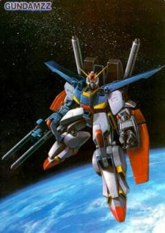 Мобильный воин ГАНДАМ Зета Два, Mobile Suit Gundam ZZ, Kidou Senshi Gundam ZZ, Mobile Suit Gundam Double Zeta, ZZ Gundam