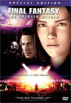 Final Fantasy: The Spirits Within, Final Fantasy, Final Fantasy - The Spirits Within