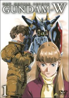 Мобильный ГАНДАМ Дубль-вэ [ТВ], New Mobile Report Gundam W TV, Shin Kidou Senki Gundam W TV, New Mobile War Chronicle Gundam Wing, New Mobile Report Gundam Wing, Mobile Suit Gundam Wing, Gundam Wing TV