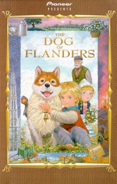 Фландрийский пес - Фильм, The Dog of Flanders, Flanders no Inu (1997), Собачье сердце