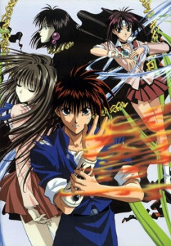 Пламя Рэкки, Flame of Recca, Recca no Honoo