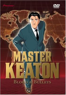 Мастер Китон OVA, Master Keaton OVA