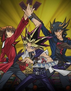 Yu-Gi-Oh! the Movie: Super Fusion!