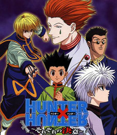 Hunter x Hunter TV