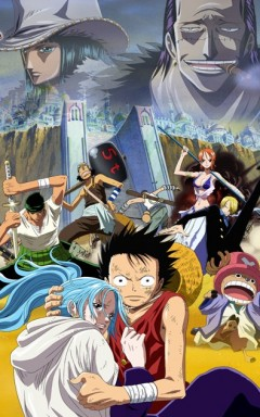 The Desert Princess and The Pirates: Adventure in Alabasta