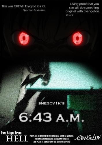 6:43 a.m.