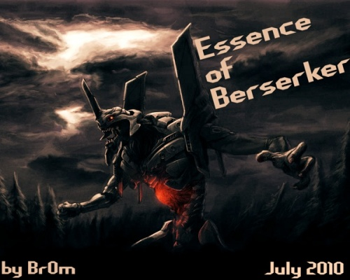 Essence of Berserker