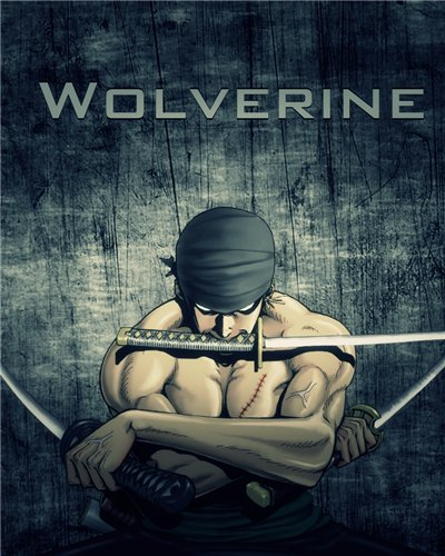 One Piece - Wolverine