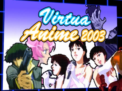 Virtua Anime [DDR Project 4th Mix: Track 50]
