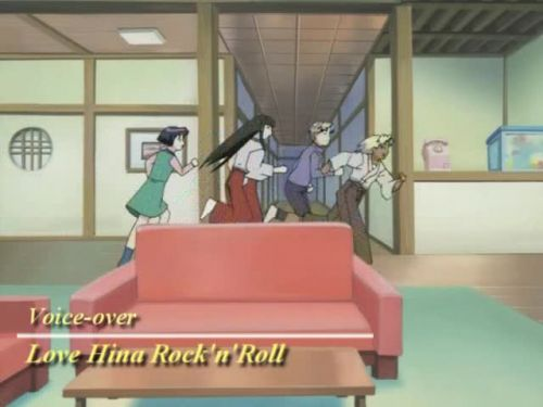 Love Hina Rock'n'Roll