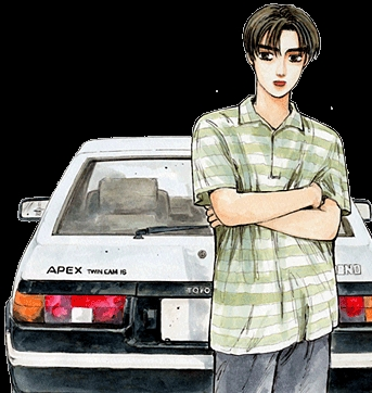 Initial D - Soundtracks Collection [1998-2009]