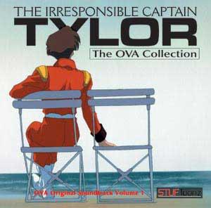The Irresponsible Captain Tylor OVA Original Sound Track